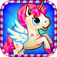 A Pretty Little Pet Pony Princess : My Temple of Candy Unicorn FREE